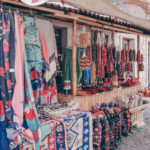 Traditional Georgian textiles and rugs