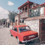 Georgian streets