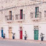 Streets of the fishermen villahe, Marsaxlokk in Malta. More about our week in malta on www.atasteoffun.com.