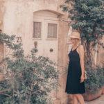 Xwejni Salt Pan in Gozo Malta.  Find more about our travel to Malta during one week on www.atasteoffun.com