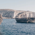 Beautiful Dwejra bay in Gozo, Malta. Find more about our travel to Malta during one week on www.atasteoffun.com