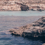 Ride boat around Comino Island Malta.  Find more about our travel to Malta during one week on www.atasteoffun.com