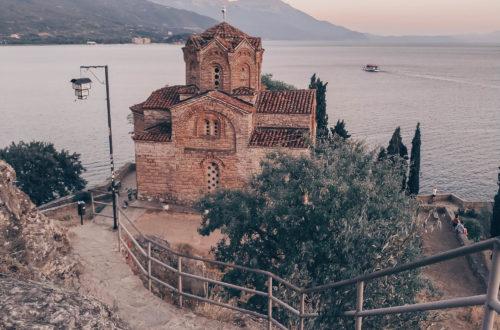 Church of St.John at Kaneo