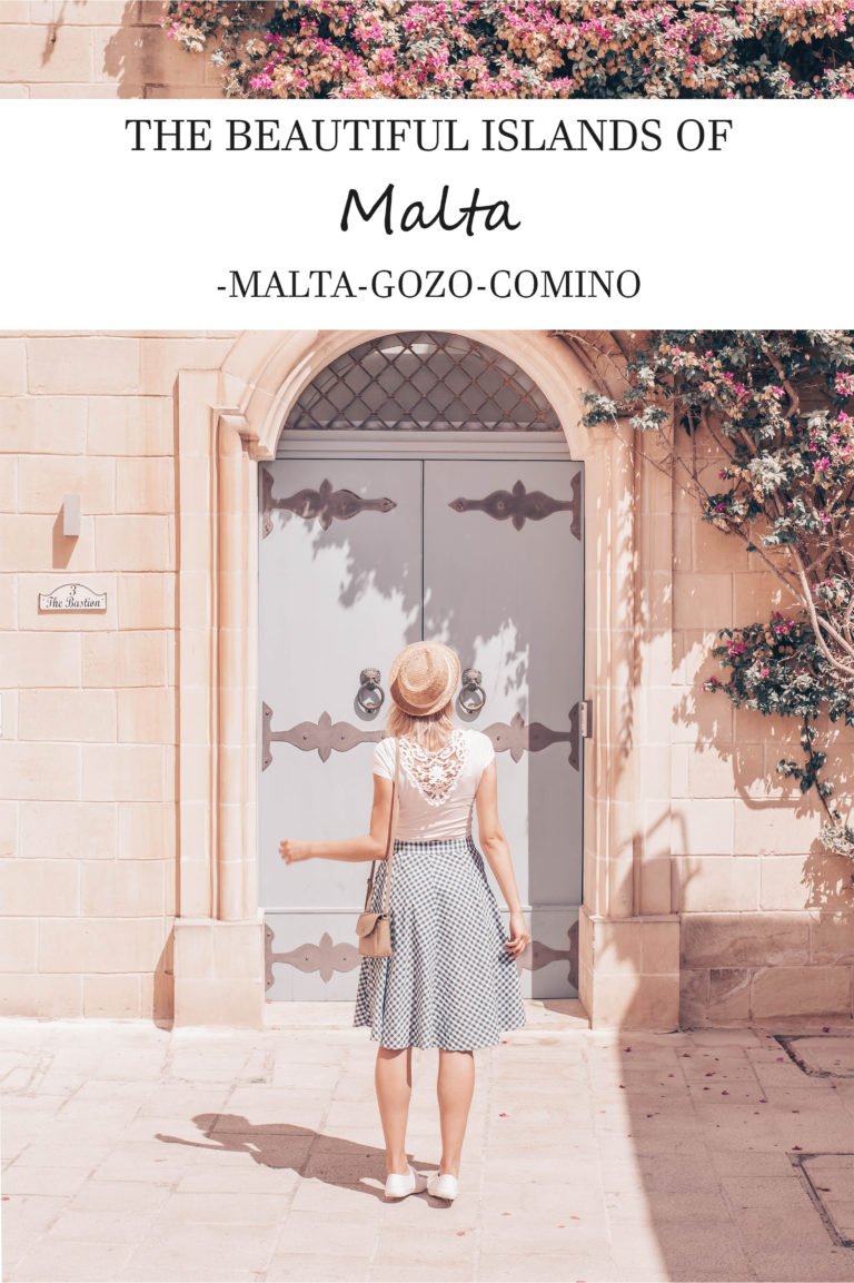 Beautiful islands of Malta