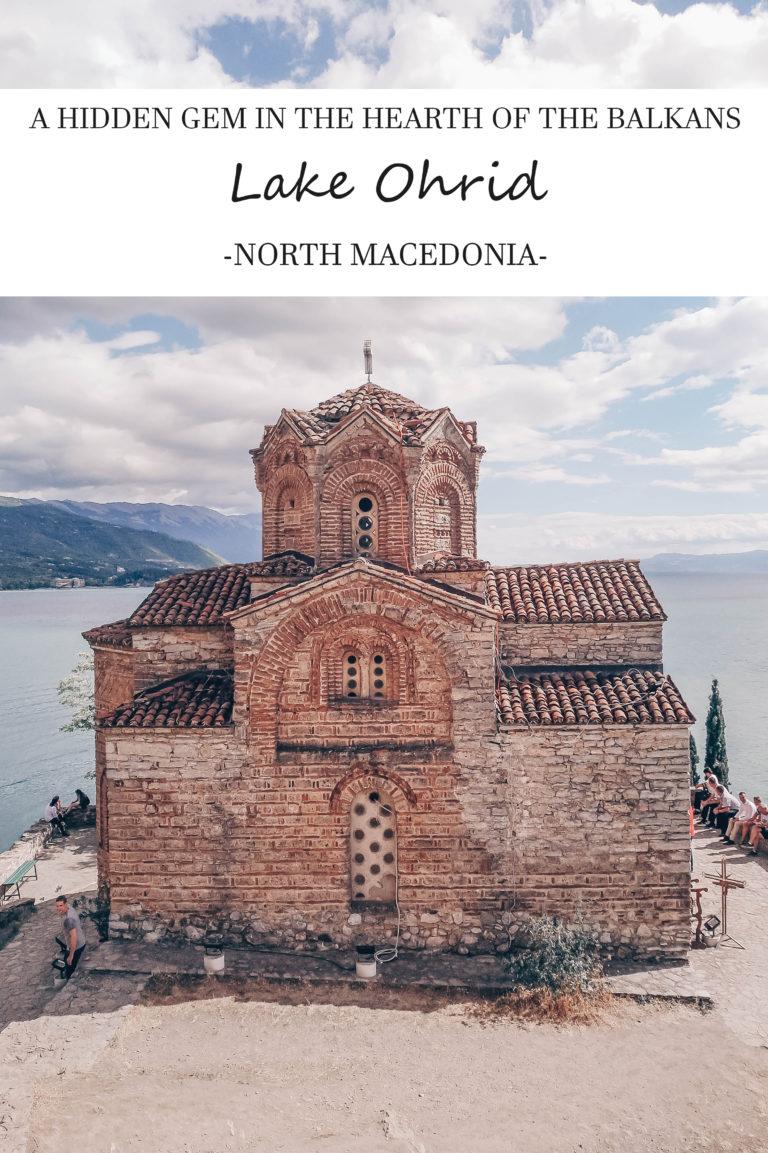 Beautiful hidden gem in North Macedonia- Lake Ohrid