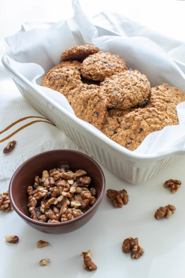 Chocolate chips pumpkin cookies recipe